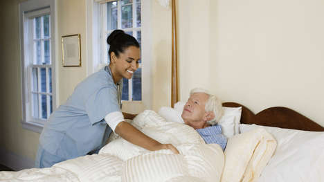 On-Demand Nurse Services - Nursing Company Go2Nurse Brings Healthcare Straight to Your Home