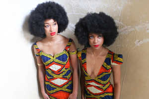 Natacha Baco's Muse Collection Features Vibrant Ankara Fabric and Print