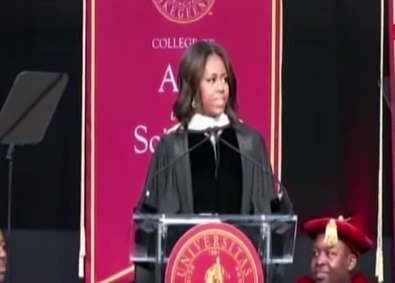 Paving the Way Forward - Michelle Obama's Speech on Race Addresses the Past of African Americans