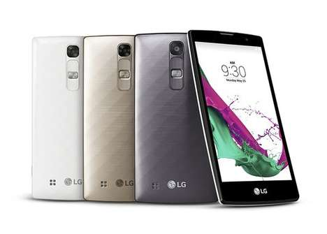 Value-Offering Smartphones - The New LG G4 Smartphones Offer Unbeatable Value For Money