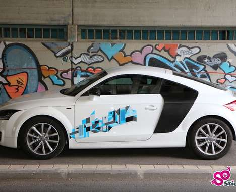 Customized Car Graphics