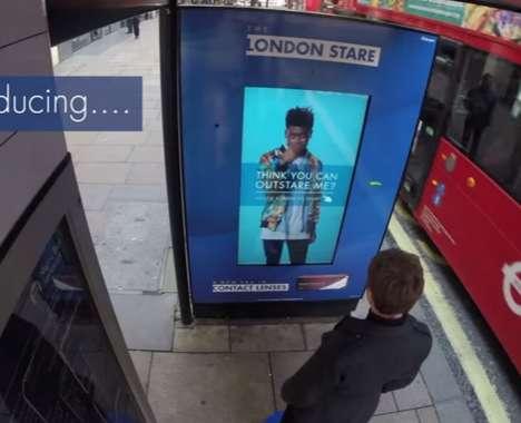 23 Facial Recognition Marketing Stunts