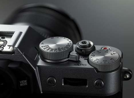 Non-Intimidating Cameras - The Fujifilm X-T10 Offers Top-Notch Features in an Easy-To-Use Package