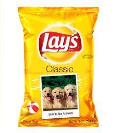 Custom Chip Bags - Lay's Wants Consumers to Share Favorite Summer Moments on Its Bags