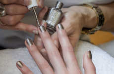On-Demand Nail Services - 'Glamsquad' is Now Teaming Up with Essie Cosmetics for At-Home Manicures