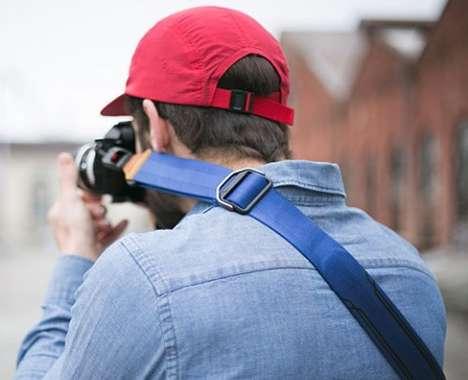 Crowdsourced Camera Straps