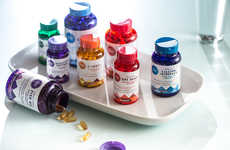 Prismatic Vitamin Branding - Bartell Drugs Has Launched a Vibrantly Packaged Private Label Brand