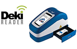 Rapid Diagnostic Testing Devices - The Deki Reader Can Test For Ebola & Other Viruses On the Fly
