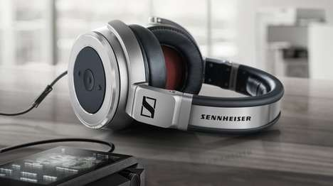 Closed-Back Headphones - The HD 630VBs are Sennheiser's First Closed-Back Headphones
