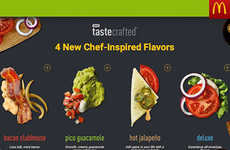 Customized Fast Food - McDonald's Create Your Taste Lets Customers Craft Their Own Meals