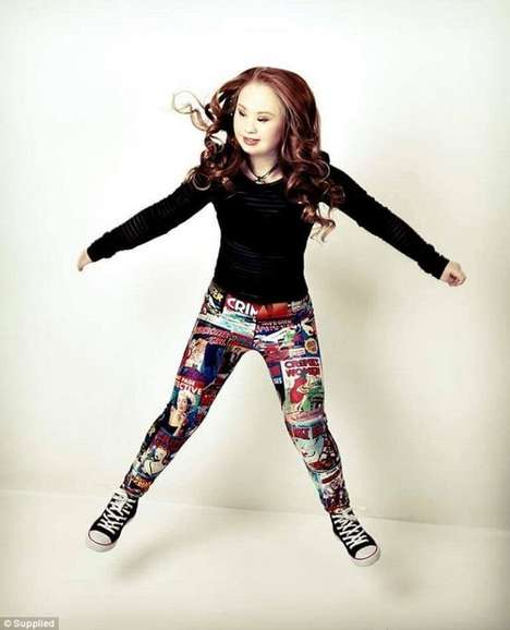 Down Syndrome Models - Madeline Stuart is Breaking Away from Stereotypes in the Modeling Industry