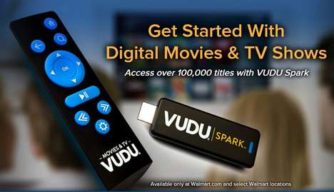 Affordable Streaming Sticks - The Vudu Spark Offers Multiple Viewing Features at a Low Price