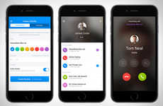 Alias Creation Apps - The 'Shuffle' Privacy App Helps You Conceal Your Personal Contact Information