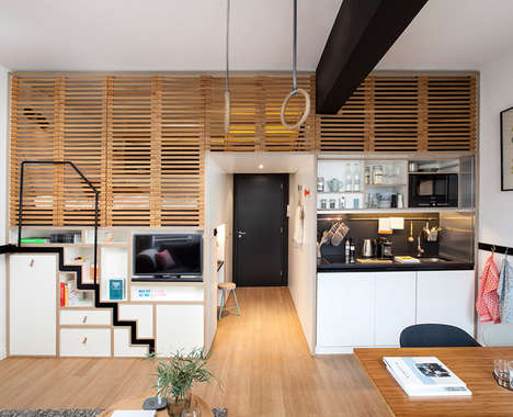 Cleverly Compact Lofts