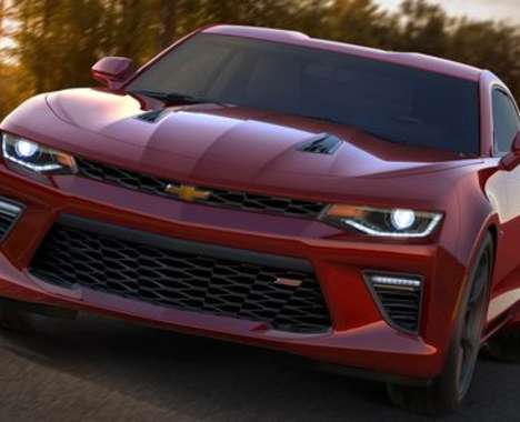 Turbocharged Muscle Cars