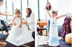 Child Fashion Designers - J.Crew's Little Mayhem Collection is Designed by a 5-Year-Old Girl