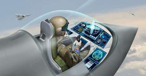 Wearable Cockpits - BAE Systems' Wearable Cockpit Won't Require Hardware Upgrades