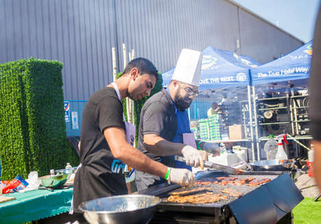 Halal Food Festivals - Halal Food Fest Recognizes Top Vendors in Toronto