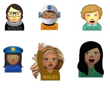 Feminist Emojis