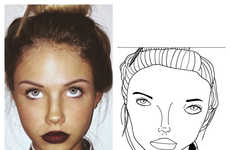 The Badly Drawn Models Instagram Questions Our Need for Perfection