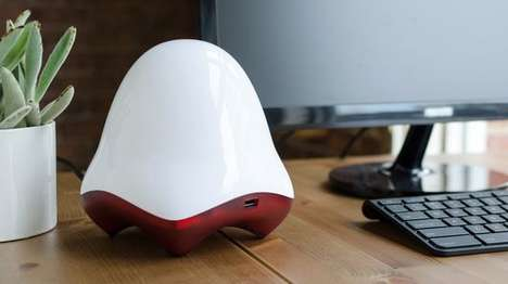 Mushroom-Shaped Computers - The 'Endless' Mini Computer is Aimed At Developing Countries