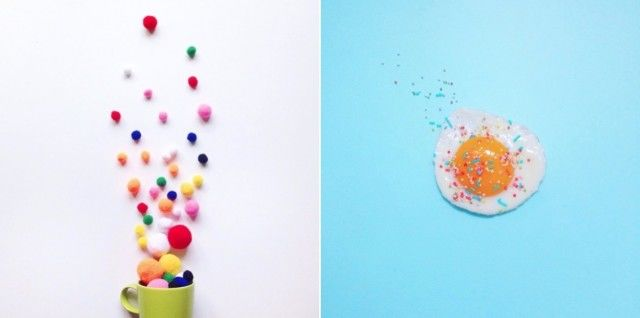 Minimalist Colorful Photography