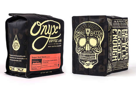33 Examples of Coffee Branding - From Fashionable Brew Branding to Color Spectrum Java Packaging
