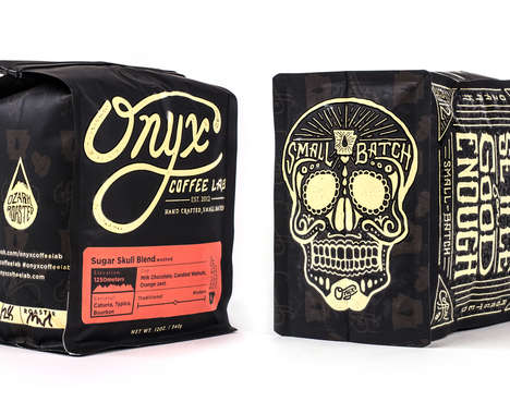 33 Examples of Coffee Branding