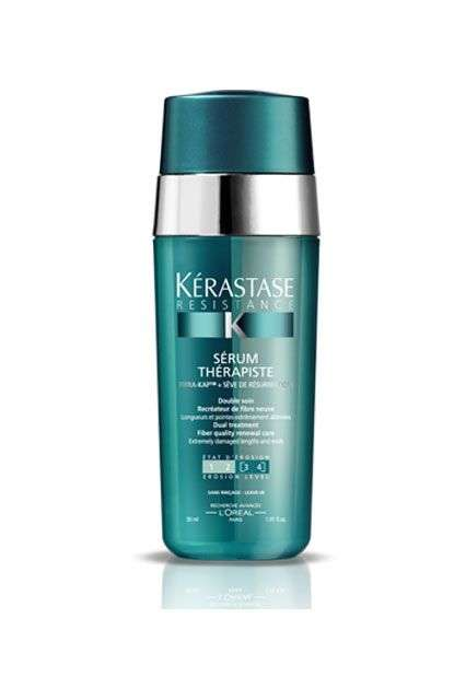 Dual-Care Hair Serums - Kerastase's Hair Care Product Protects in Two Stages