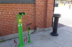 Bicycle Repair Stations