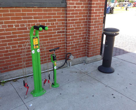 Bicycle Repair Stations