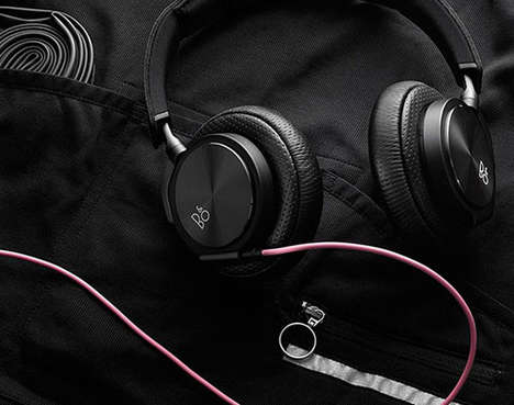 Sweat-Proof Headphones - The Rapha x Bang & Olufsen Headphones Are Designed for Cyclists