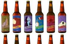 Disney Beer Labels