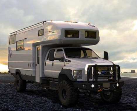 Remote Exploration Vehicles