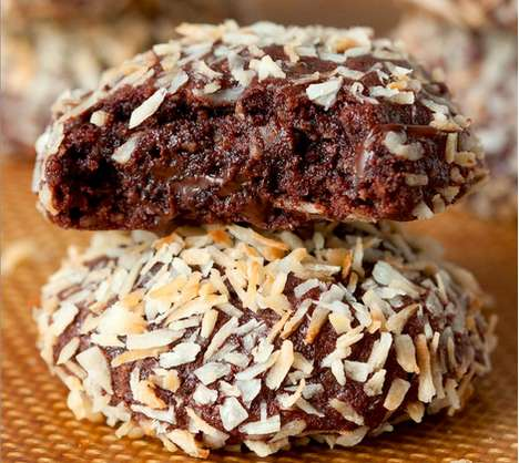 Exotic Quinoa Cookies - These Quinoa Coconut Chocolate Cookies Make A Wholesome Dessert