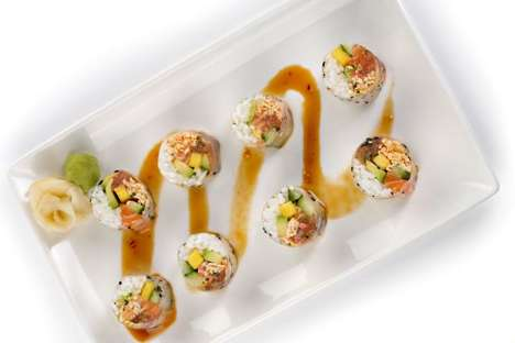 Shareable Restaurant Meals - P.F. Chang's Small Plate Menu Items are Meant to be Split with Others