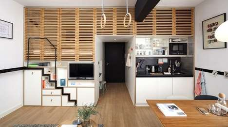 Hybrid-Living Lofts - The Zoku Loft Caters to Both Work and Relaxation