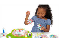 Spin Art Activity Kits - Toys R Us' Creates an Imaginative Toy for Hands-On Play