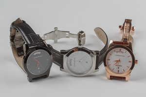 The Charles Jaja BOJURIA Watches Make Luxury All Inclusive