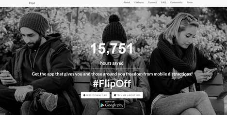 Digital Detox Apps - Flipd is an App for When You Want to Disconnect from the World