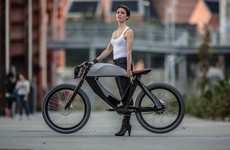 45 Futuristic Electric Bicycles