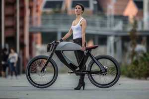 45 Futuristic Electric Bicycles - From All-Weather Eco Cycles to Cloud-Connected Concept Bikes