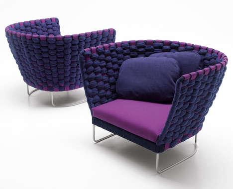 24 Whimsically Woven Seats