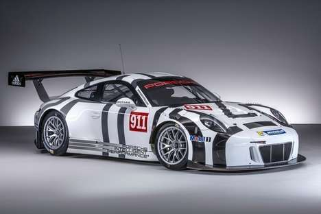 Modified Racecars - The Porsche 911 GT3 R is Fast and Fuel-Efficient
