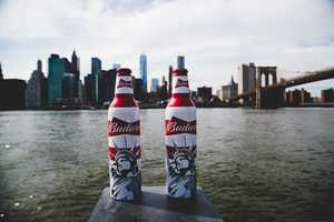 Red, White & Blue Budweiser Labels Aim to Protect National Parks