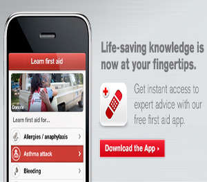 First Aid Apps - The Dominica Red Cross' First Aid App Informs People About Emergency Preparedness