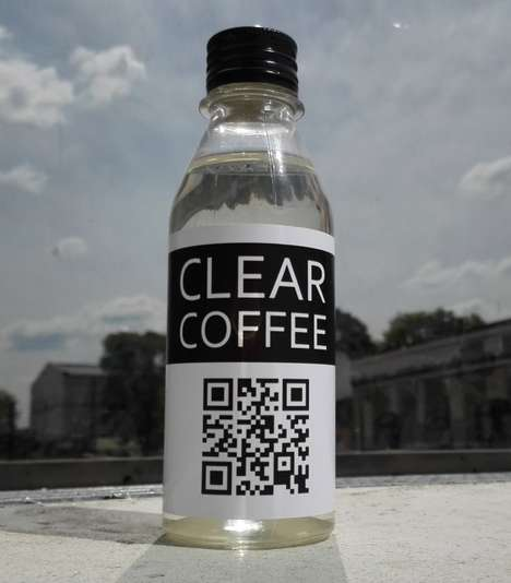 Stain-Free Coffee Beverages - 'Clear Coffee' Taste Like Regular Coffee, But Won't Stain Your Teeth