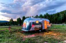 From Rustic Trailer Residences to Mobile Log Cabins