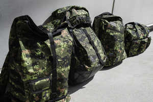 Sully Wong Celebrates the Canadian Military with Fashion