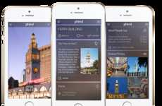 Photo Location Apps - 'Phind' is a Visual Search App That Identifies Locations Through Pictures